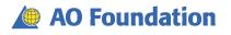 AO Foundation Podoblock testimonial