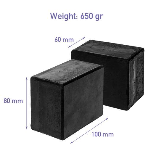 Dental x-blocks x-ray blocks