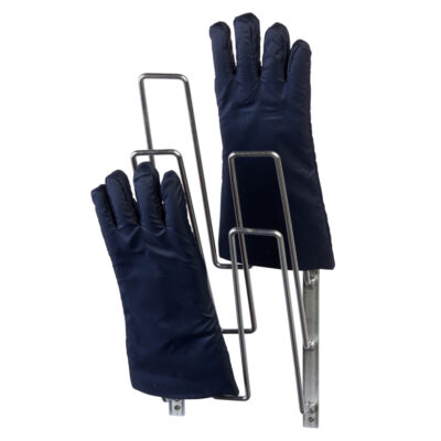 Wallmount Glove Rack