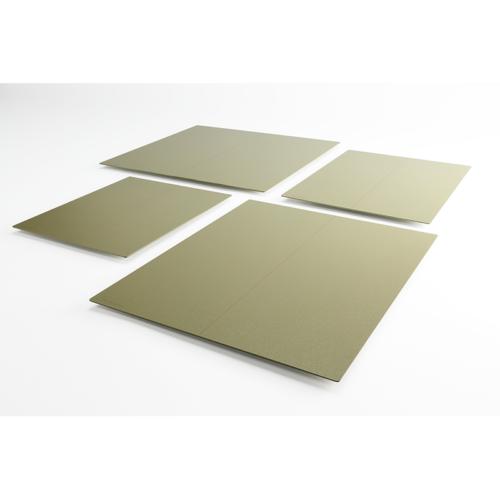 Aluminium Grid Side