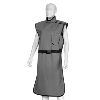 X-ray Apron 'De Luxe' with integrated Thyroid shield