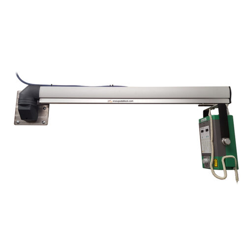 Wall-mounted xray supporter arm