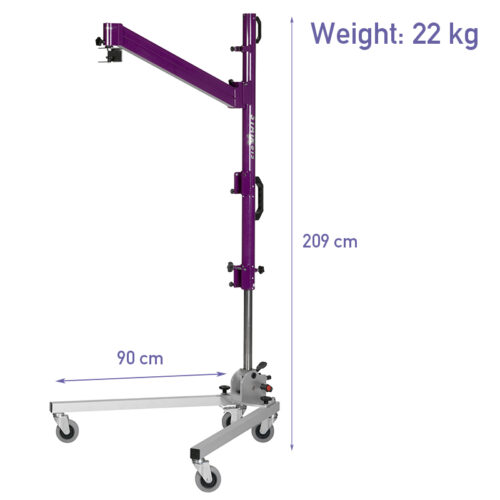 mobile medical stand