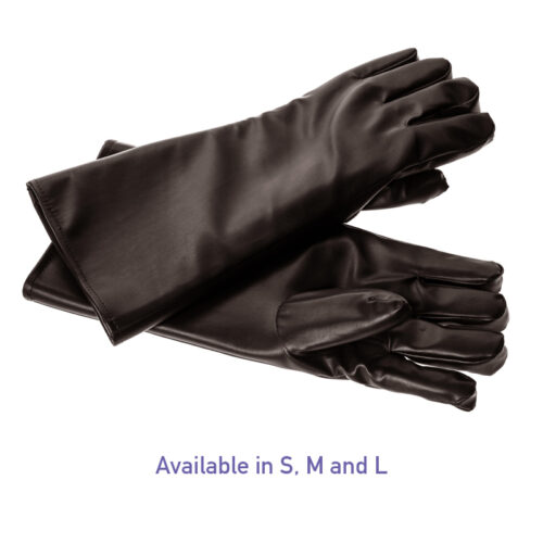 X-ray gloves for radiographers
