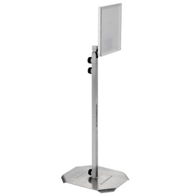 Hands-free portable x-ray stand