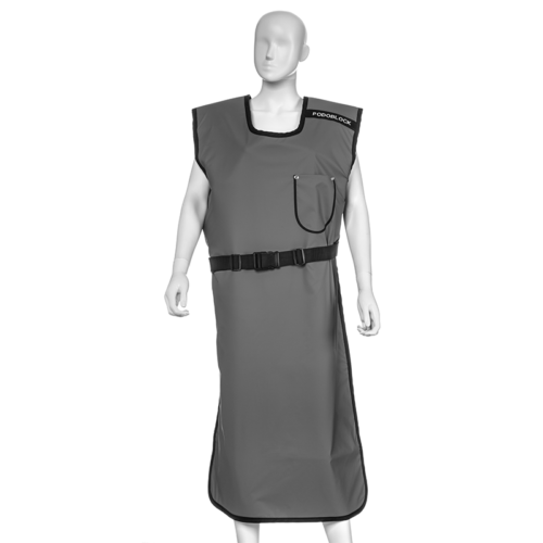 lightweight x-ray protective apron