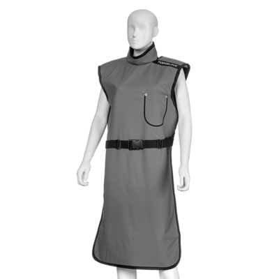 protective x-ray apron deluxe