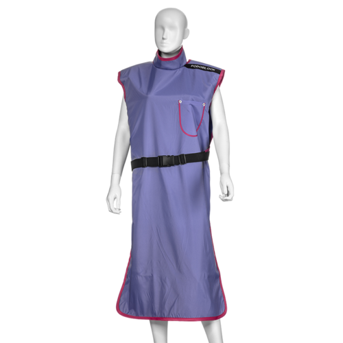 X-ray protective apron lead