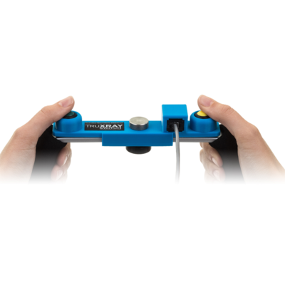 Prep-and-expose switch handheld